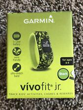 Garmin Vivofit Jr. Kids Daily Activity Tracker Watch (Digi Camo)