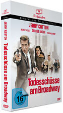 Todesschüsse am Broadway (Jerry Cotton) - Regie: Harald Reinl - Filmjuwelen DVD