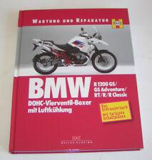 Reparaturanleitung BMW 1200 GS / RT / R / R Classic - Baujahre 2010 bis 2012 !