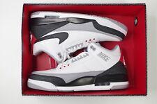 Nike Air Jordan 3 Retro Basteln NRG Hatfield Größe UK 12 US 13 EUR 47.5 AQ3835 160