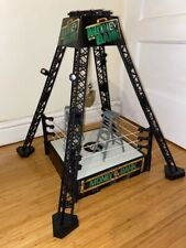 MONEY IN THE BANK RING PLAYSET WWE WRESTLING FIGURE MATTEL LADDERS BRIEFCASE