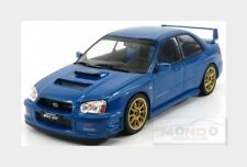 Subaru Impreza Sti Wrx Street Version 2003 Blue Met IXO 1:18 18CMC004