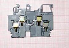 Duo Durchgangsklemme M4/6 für DIN-Schienenmontage