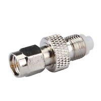 SMA-FME adapter SMA Male Plug to FME Female Jack straight RF Connector Adapter