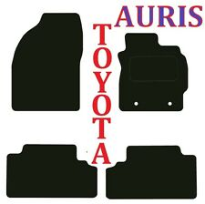 Toyota Auris Tailored Deluxe Quality Car mats 2007 - 2012 Diesel & Petrol models