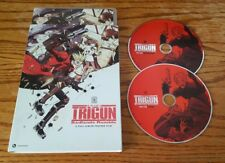 Trigun: Badlands Rumble (DVD, 2-Disc Set) anime full-length feature film movie