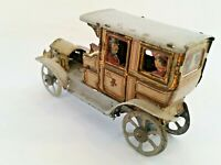 GERMAN PENNY TOY AUTHENTIC JOHAN MEIER 1910 TOURING CAR