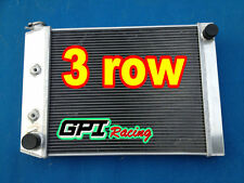 3 core  for FORD Cortina 6 cylinder TC TD TE TF 1972-1982 AT Aluminum Radiator