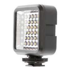 Portable Mini 36 LED Video Light Photo Studio Lighting Lamp for DSLR Camera DV