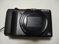 Very Nice SONY CyberShot DSC-HX50V 20MP Digital Camera - 30x Zoom