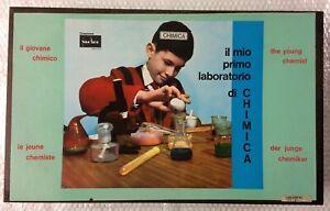 PICCOLO CHIMICO primi anni 70