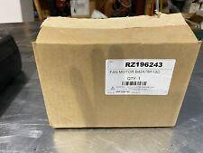 Reznor Gas Heater Fan Motor