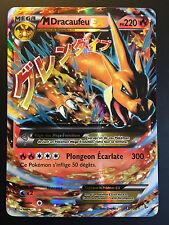 Carte Pokemon M DRACAUFEU 13/106 Ultra Rare Mega EX XY2 Française NEUF