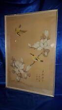 Alte Chinesische Malerei Bild China signiert gemarkt