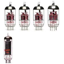 Standard Tube Set for Universal Audio LA-610 - Serial Number Above 4691