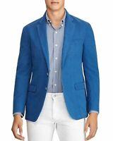 Polo Ralph Lauren Mens Sportscoat Blue Seersuck Morgan $495 B4HP