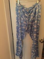 Plus Size SOFT Pajama Bottoms Polar Bears Size XL Sleep Walkers