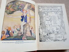 Vintage Classic The Children's Treasure House Oldhams Press c1935 Illustrated