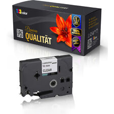 Fuente premium banda para Brother P Touch - 1005-bts tze131 tz13-tzx XT serie