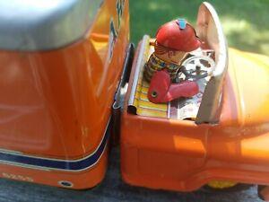 Friction AHI Truck