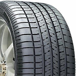 1 AGED 285/35-19 GOODYEAR EAGLE F1 SUPERCAR EMT RUN FLAT 90Y Tire 30017