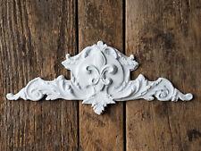 DIY shabby chic appliques - furniture appliques - decorative forms - onlays