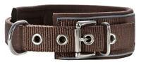 Hunter Neopren Reflect 65 Nylon Collar Brown 40mm X 48-56cm