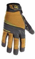 CLC Custom Leathercraft 160X Contractor XtraCoverage Flex Grip Work Gloves,...