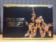 14616MISB Transformers Golden Lagoon Beachcomber,Perceptor,Seaspray ExclusiveSet