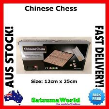 Chinese Chess magnetic board game 2 players chinese XiangQi Checkers New Set