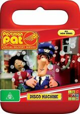 Postman Pat - Special Delivery Service - Disco Machine (DVD, 2010)
