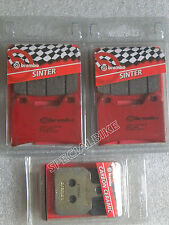DUCATI ST2 ST3 ST4 S ABS KIT PASTICCHE FRENO BREMBO ANT / POST BRAKE PADS