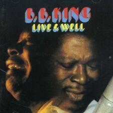 Live & Well - B.B. King (2007, CD NUEVO)