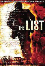 (New DVD) The List