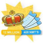 Millions of Bells & Nook Miles Tickets (NMT) Bundles - Delivered To You