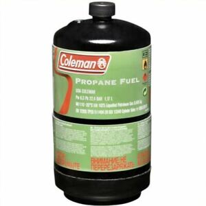 Coleman 100% Propane Cylinder Fuel Camping Gas Outdoors Cooking Garden