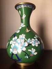New listing Old Chinese cloisonne vase