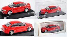 Minichamps 400014600 Audi RS4 (B7 Limousine) misanorot, 1:43