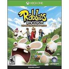 Rabbids Invasion (Microsoft Xbox One, 2014)