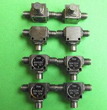 1pc TRAK 60A2291 8-18GHz -16dB SMA RF coaxial isolator