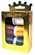 Madeira Anniversary Crown Box Rayon 40 Embroidery Thread