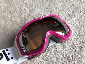 Dr Zipe Mistress Opticians Level IV Ski Snowboard Snow Goggles
