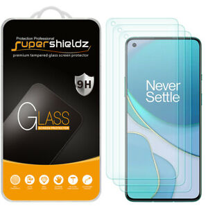 3X Supershieldz Tempered Glass Screen Protector for OnePlus 8T / 8T Plus 5G