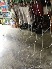 "Survival-type Flag Gill Net--15'x6'.  3 1/2"" stretch mesh"