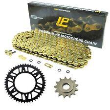 For Honda Road CB250 VT250 VTR250 520 Motorcycle Chain Sprocket Kit Set
