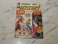 Journey Into Mystery # 99 - 1st Mr. Hyde & Surtur FN+/FN