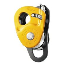 Petzl JAG TRAXION lightweight double progress capture pulley P54