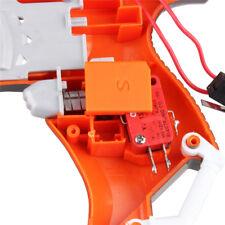 Worker Mod F10555 Switch Converter 3D Printed Orange for Nerf STRYFE Modify Toy