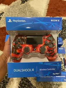 Wireless Controller Bluetooth Game Console for Sony PlayStation PS4