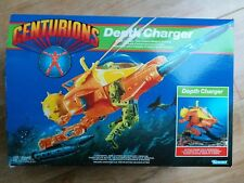 Vintage Rare 1986 Centurions Max Ray Depth Charger Deluxe Weapon System Kenner